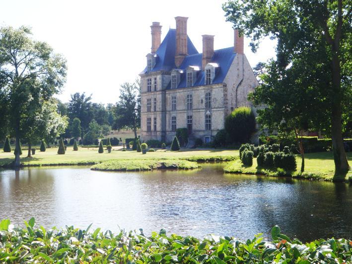 The Chateau des Aventuriers