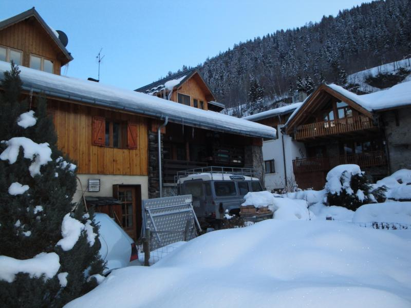 Apartment CART Chalet Tarentaise in very quite and peacefull mountain location