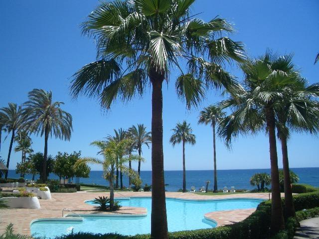 One of the 7 Swimming Pools