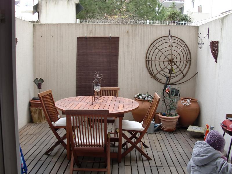 Terrasse 10m2