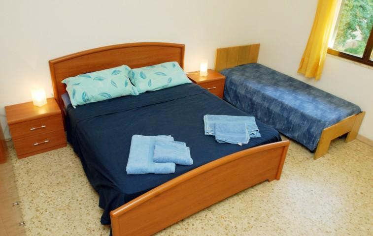 Spacious bedrooms with ample storage and a hairdryer in each room. Bed linen and towels included.