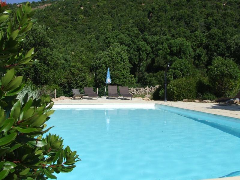 Résidence U Casteddu 3, location de vacances à Corse-du-Sud