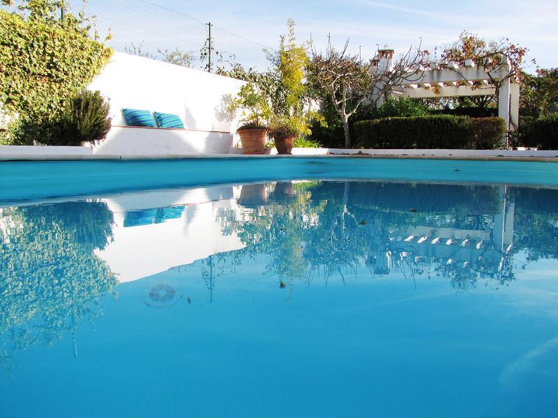Villa do Vale pool