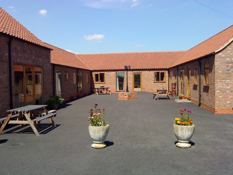 The Stable Setcops Farm Cottages Lincolnshire, location de vacances à Scunthorpe