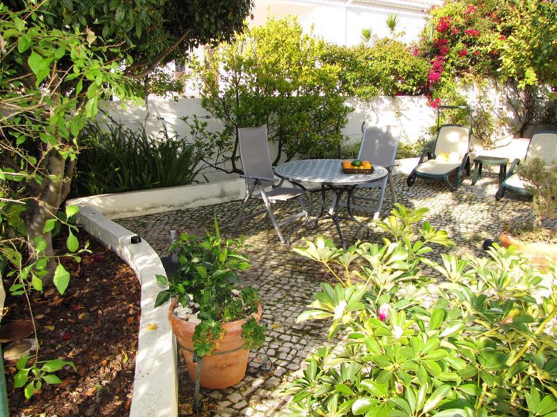 Villa do Vale Apartment Garden area