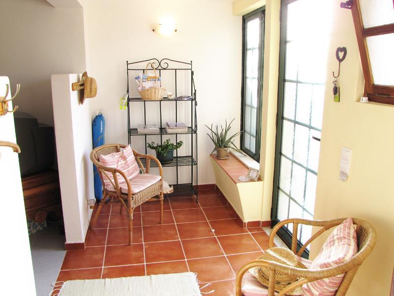 Villa do Vale Apartment entry hall