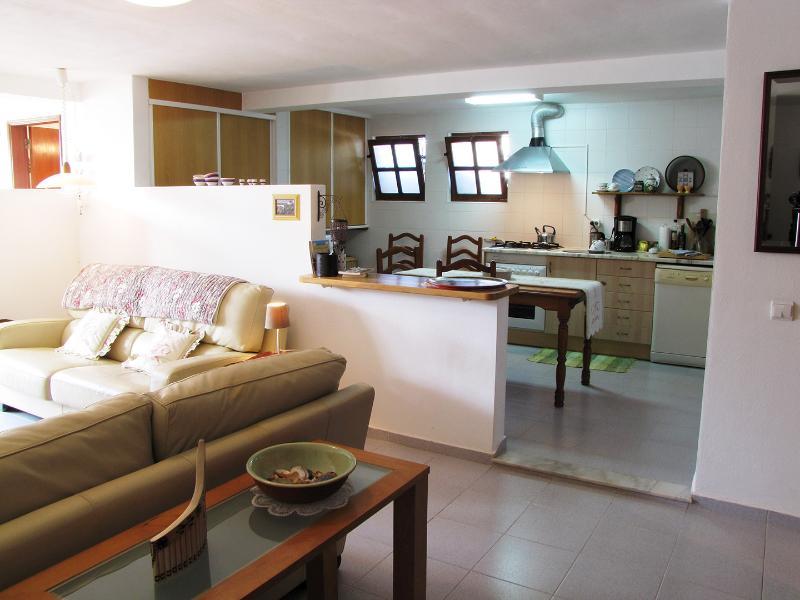 Villa do Vale Apartment open plan