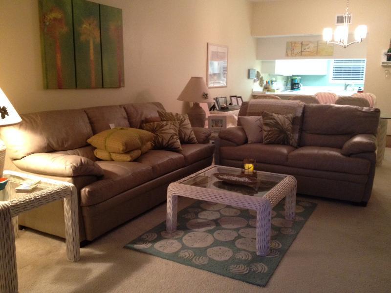 Nuevos muebles de sala