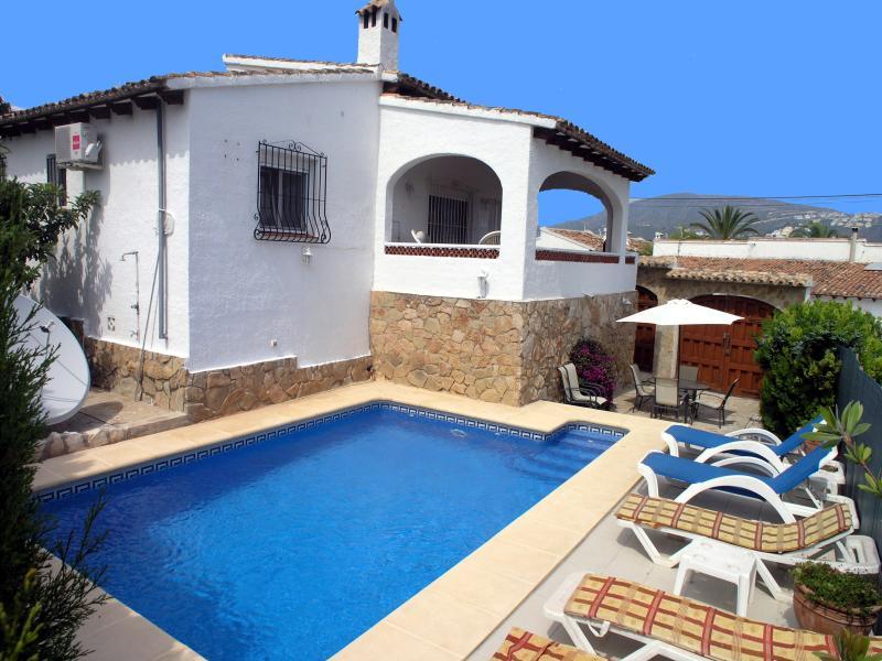 Casa Cadiz, aluguéis de temporada em Moraira