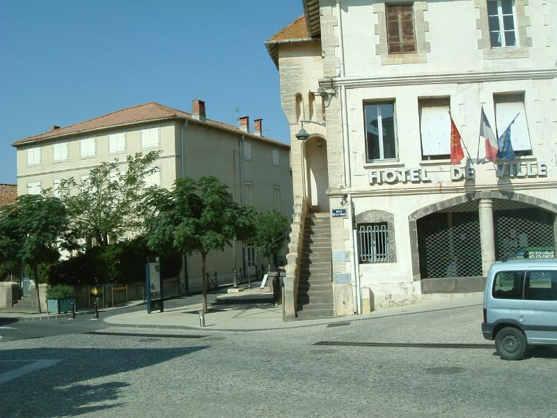 Hotel de Ville Portiragnes