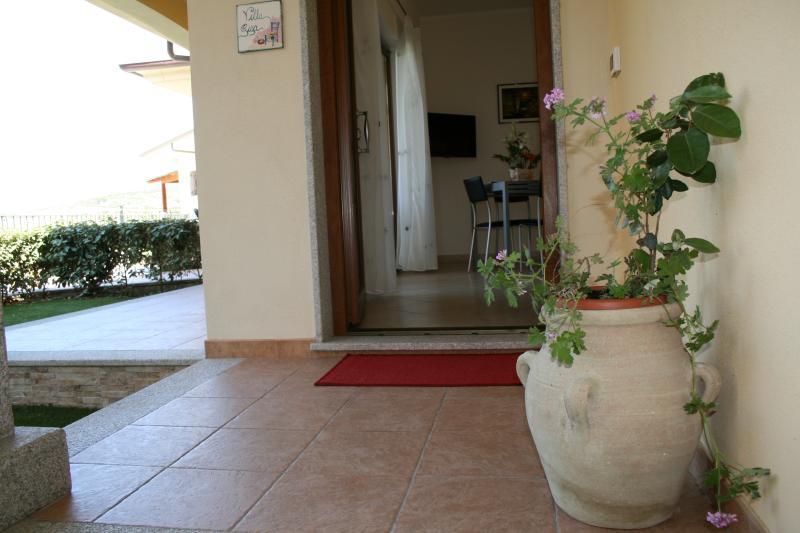 Puerta de entrada de Giga