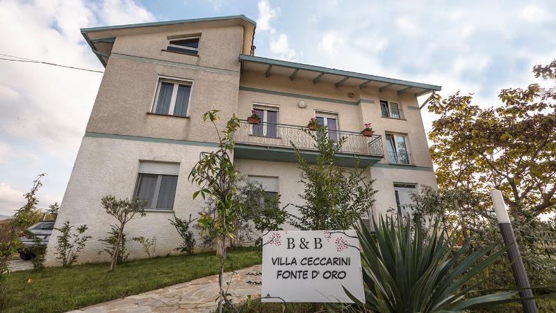 Villa Ceccarini Fonte d' Oro, vakantiewoning in San Valentino