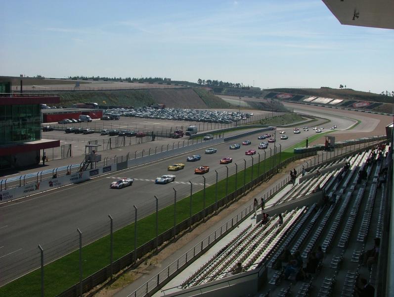 Local to the Central Algarve the Portimao Race Circuit - for the Boys