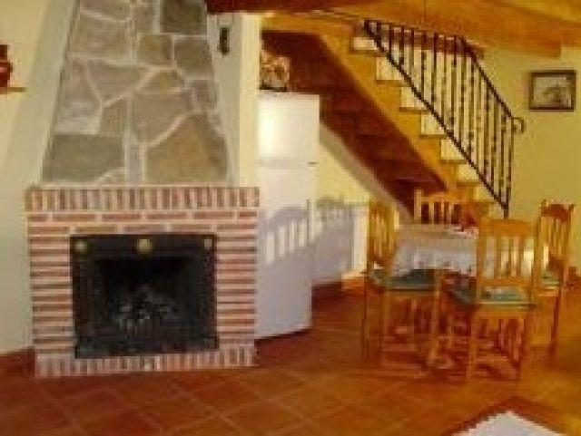LA CASITA DEL BARRIO, location de vacances à Cabezas Altas