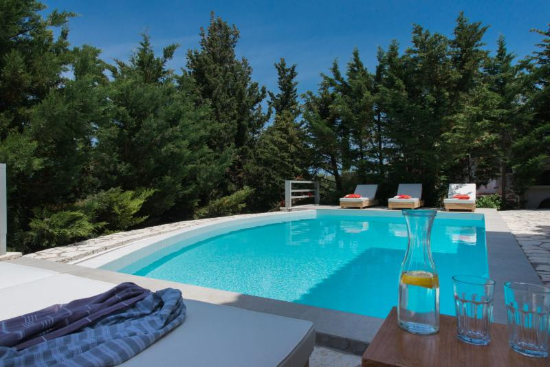 Relax in your private infinity pool...!!! Your villa is fully equipped to cater for all your needs!