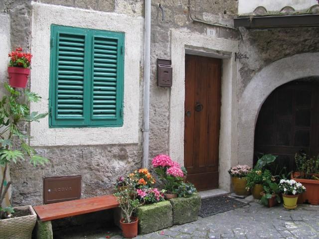 Casa Vacanze Rione Corsica nel borgo di Caprarola, vacation rental in Caprarola