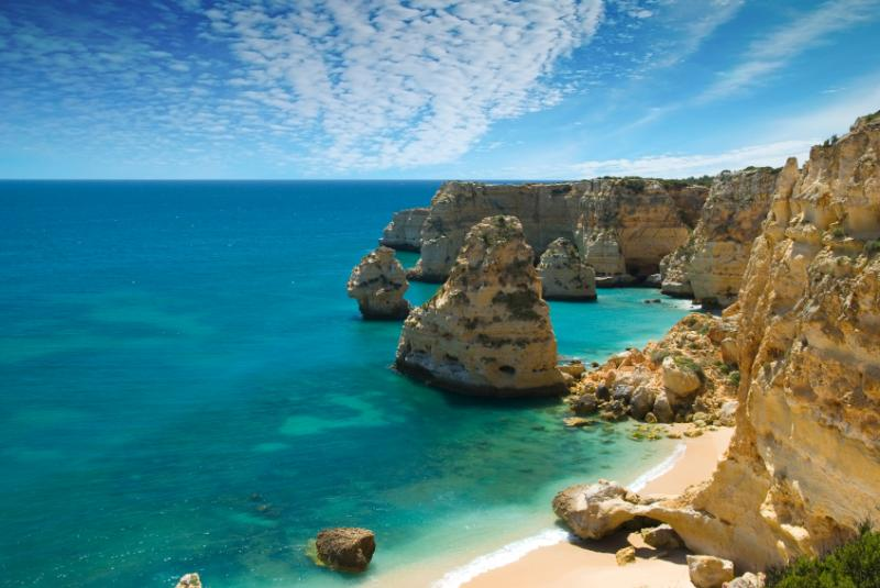 Breathtaking views of the Caves & coastline
