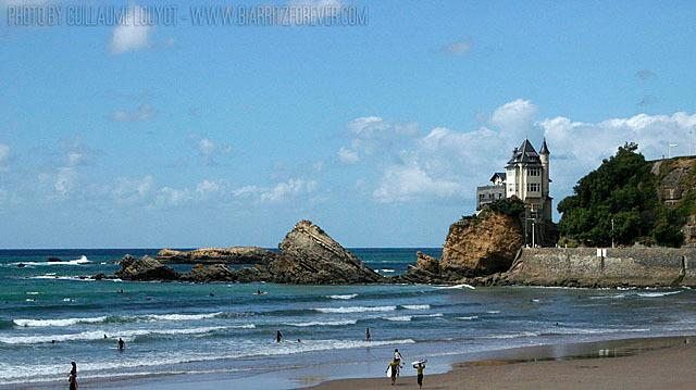 Studio centre ville et plages à Biarritz, holiday rental in Bassussarry