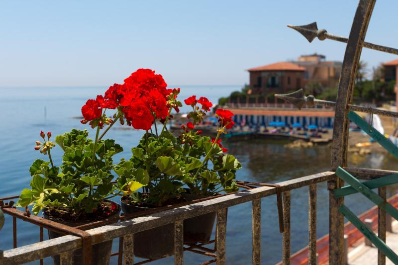 the secret garden, location de vacances à Santa Marinella