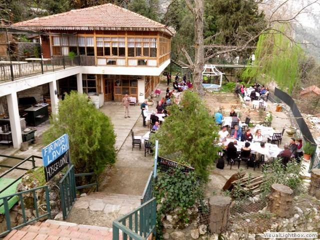 Cinaralti Pension & Restaurant