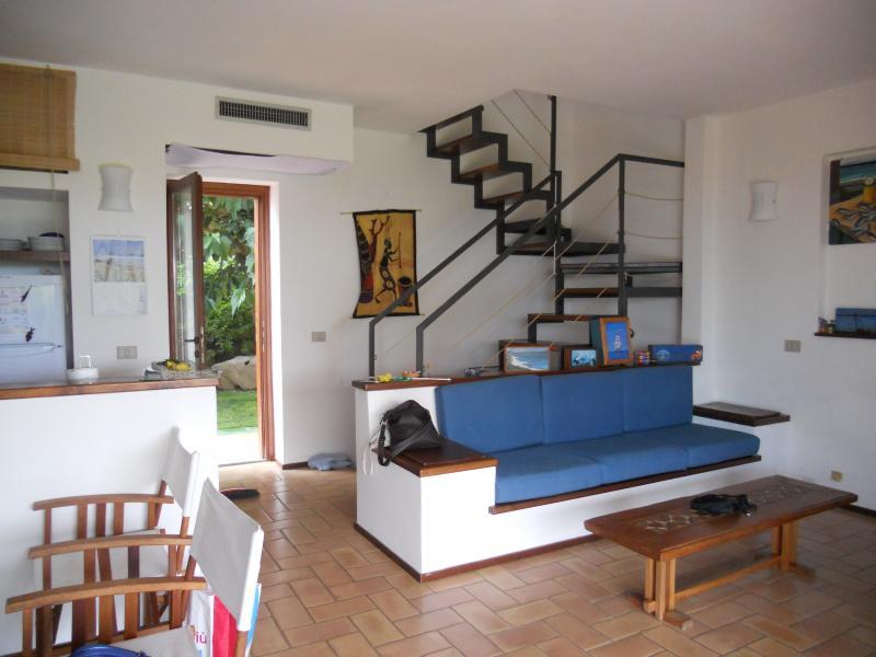 Villa Sandra, vacation rental in Stintino