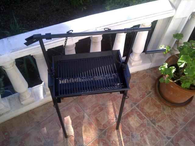 Your own private BBQ