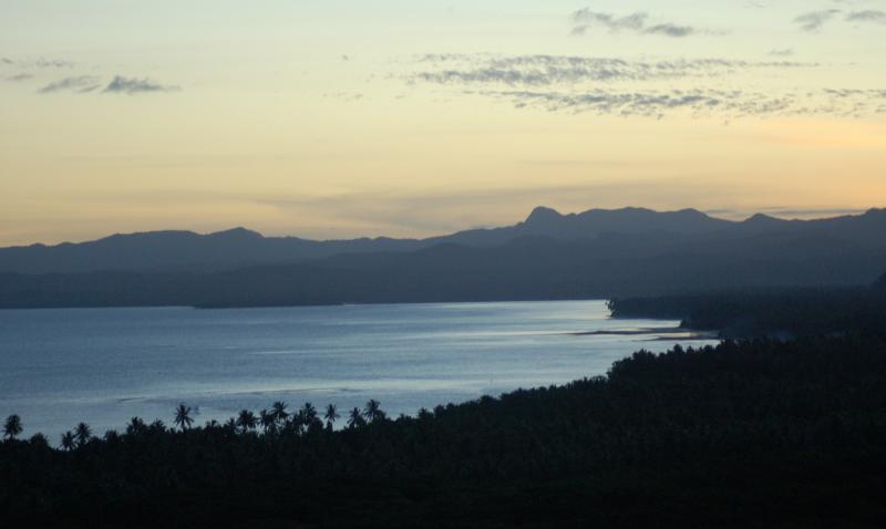 Sekawa litoral como Sunset