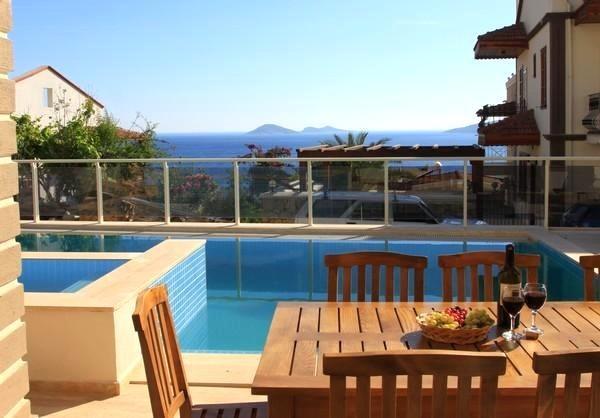 Beautiful Villa Pax - look at the views!