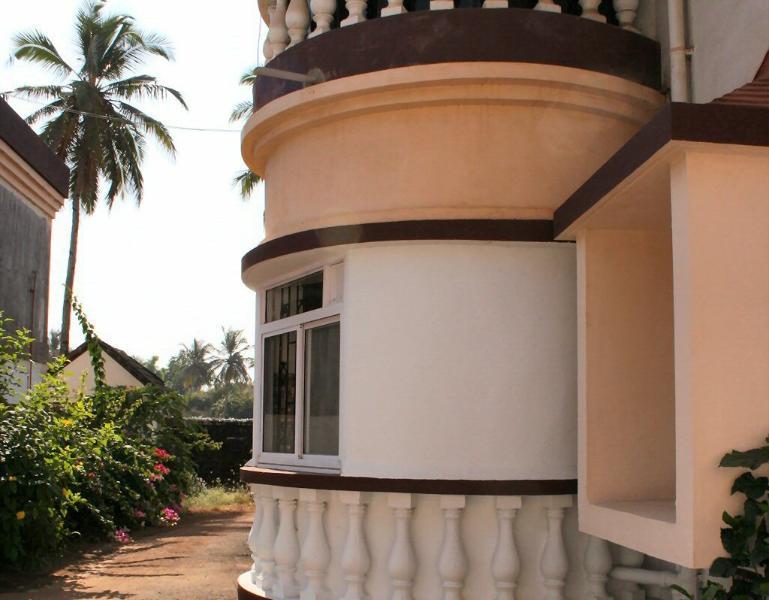 Lotus Suites - Apartment  C1B, holiday rental in Benaulim