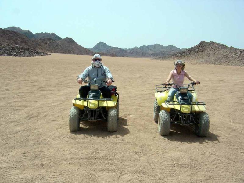 Desert Safari by Jeep, Quad, Camel or Horse