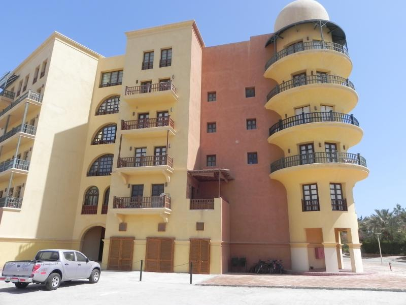 Bright sunny apartment in the heart of El Gouna – Marina Abu Tig