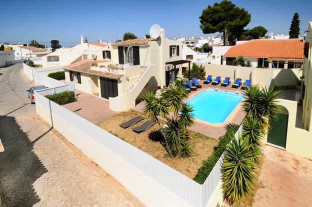 Villa New, vacation rental in Albufeira