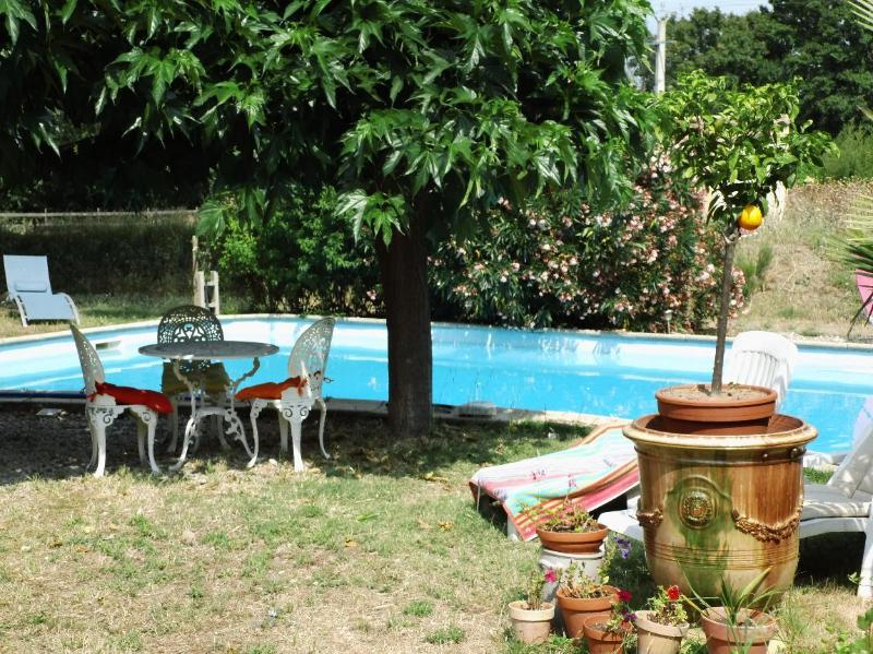 BOBY, holiday rental in Pezenas