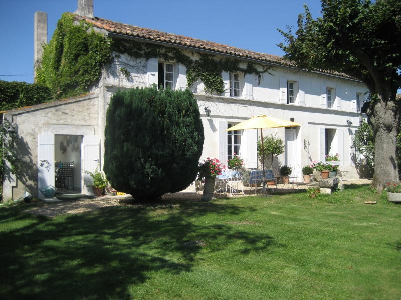 Elegant  18th Century Farmhouse