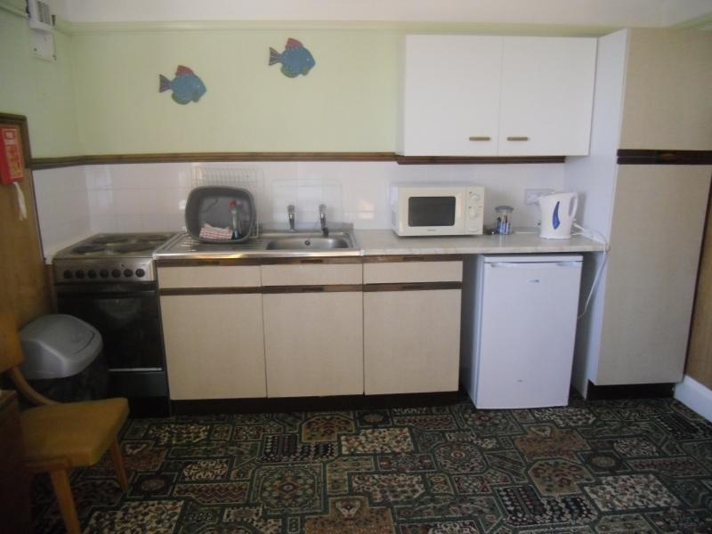 First Floor Flat, Kitchen area