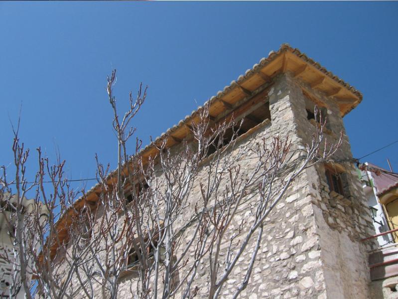 Casa de piedra con encanto