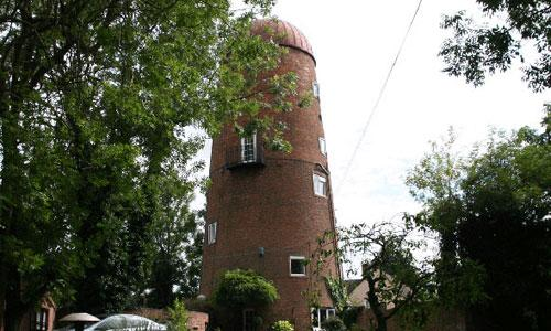 The Mill Braunston, 6 floors of luxury for you