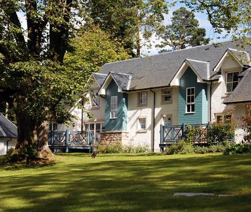 Duchally Country Estate Gleneagles Scotland