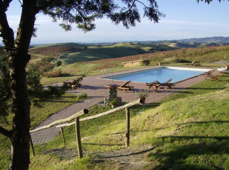 Agriturismo Podere Castello, vacation rental in Volterra