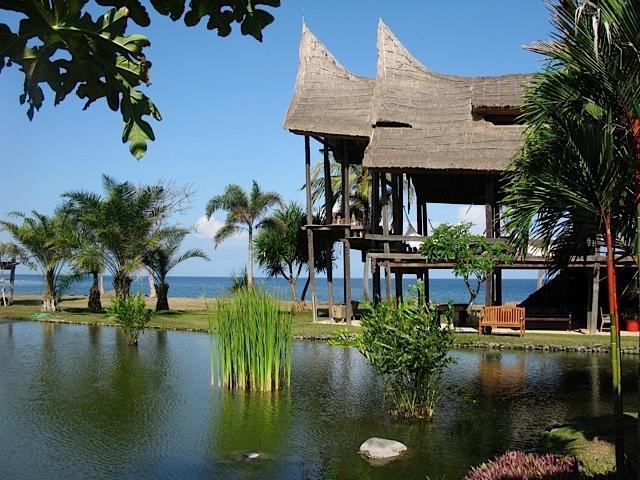 Villa Jasi, location de vacances à Candidasa