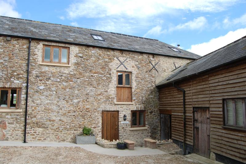 Exterior of Orchard Barn