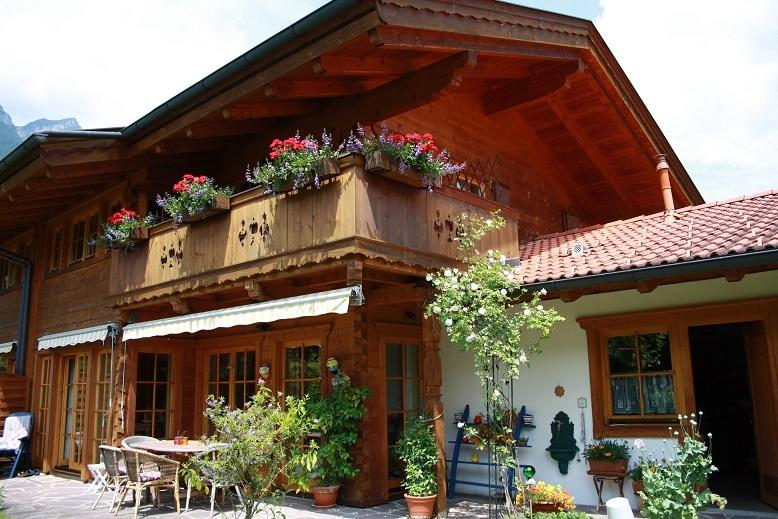 4 Star Holiday Home Hintermair, holiday rental in Upper Bavaria