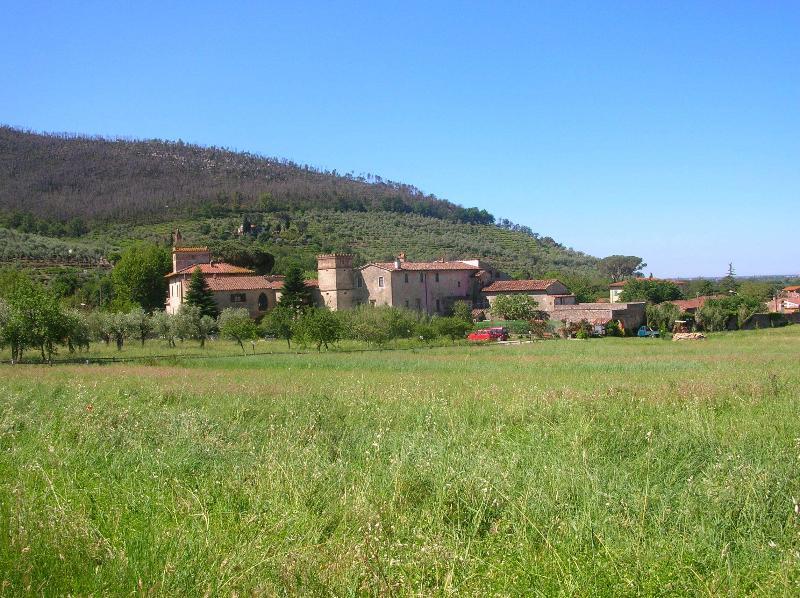 Agriturismo Villa Buieri, location de vacances à La Gabella