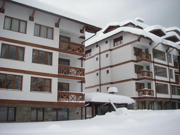 Neon apartment complex (B9), vacation rental in Bansko