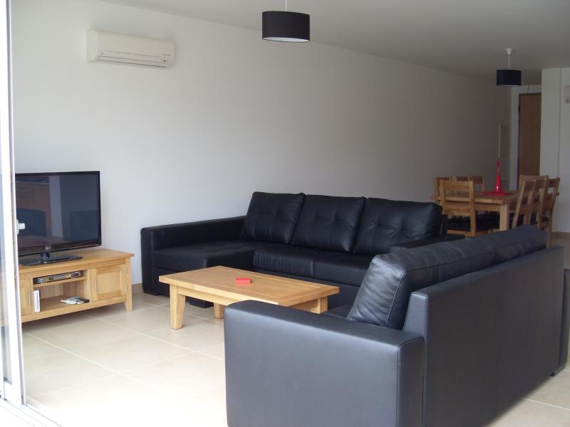 Comfortable TV Lounge