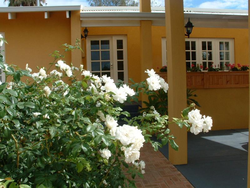 La Cote d'Or mediterranean styled cottage