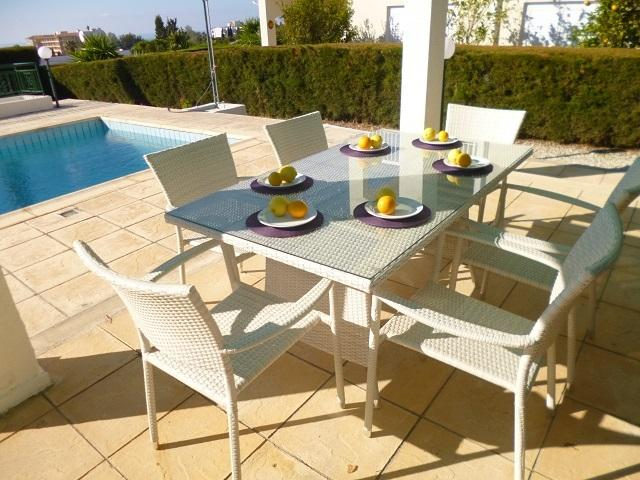 Quality outdoor furniture for alfresco dining