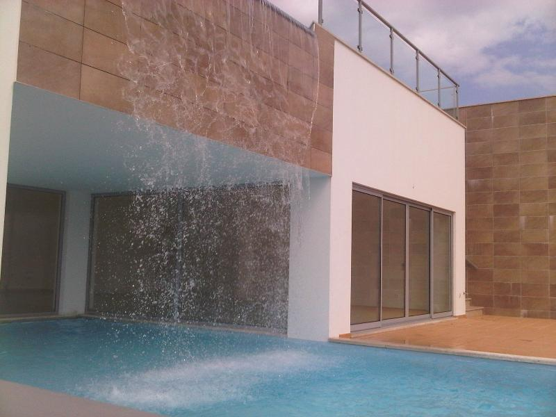 Swimming pool with Shower from Infinity Pool