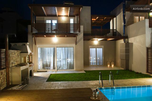 Pool area with sun deck ,private garden,bbq.and outdoor facilities