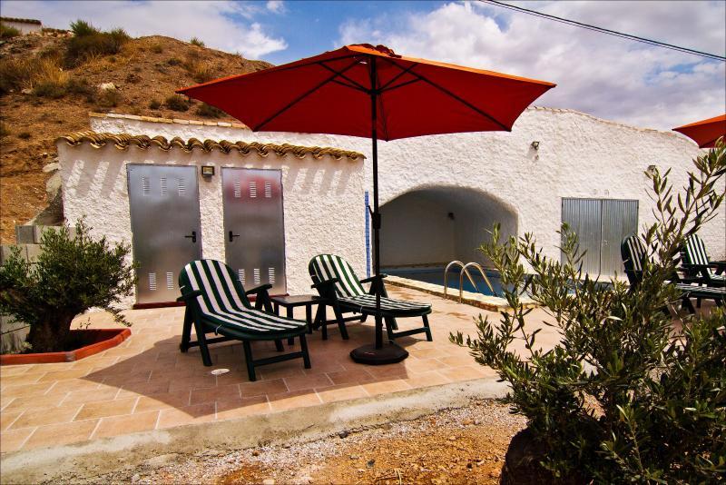 Cueva Venta Quemada, location de vacances à Castillejar